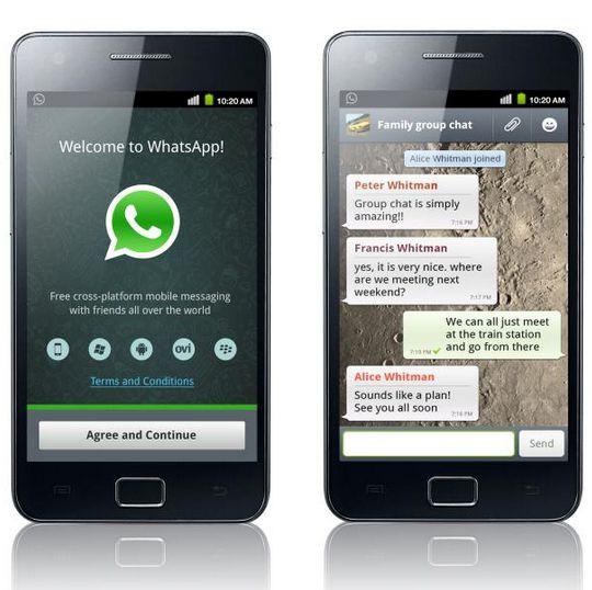 скачать бесплатно программу ватсап на телефон андроид - фото 3