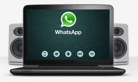 Whatsapp для Windows 8