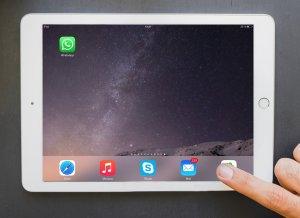 WhatsApp для iPad
